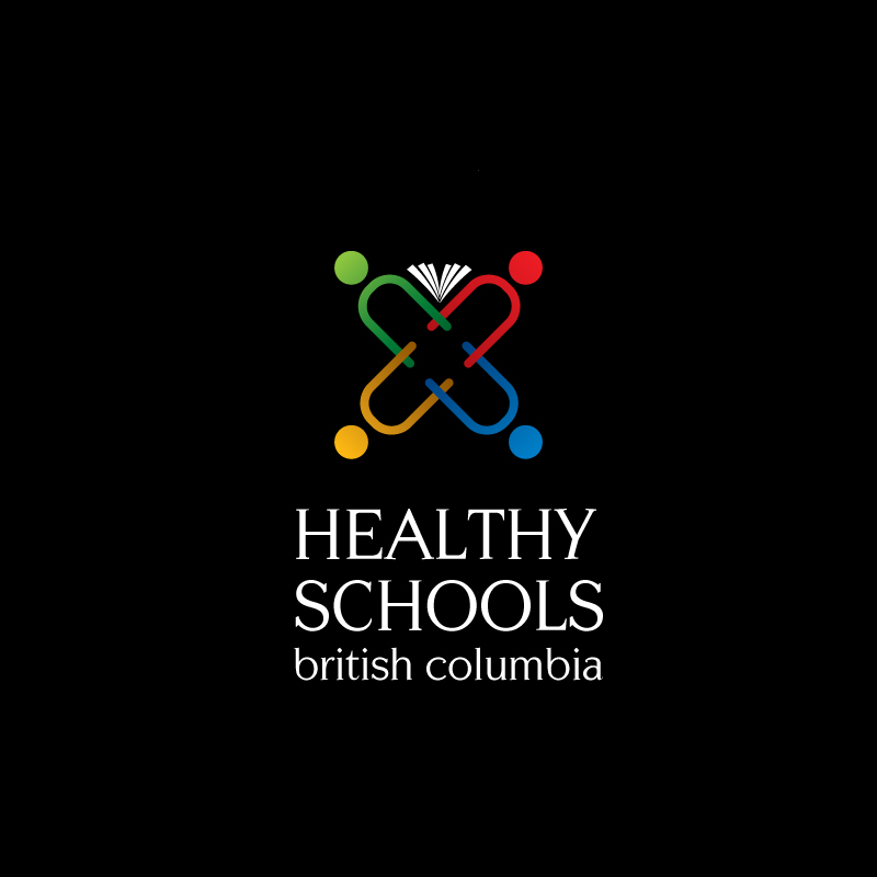 Logo Design by Suman Sahil Verma - Entry No. 130 in the Logo Design Contest SImple, Creative and Clean Logo Design for Healthy Schools British Columbia, Canada.