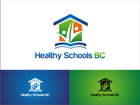 Logo Design by key - Entry No. 132 in the Logo Design Contest SImple, Creative and Clean Logo Design for Healthy Schools British Columbia, Canada.