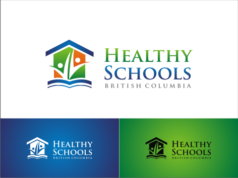 Logo Design by key - Entry No. 133 in the Logo Design Contest SImple, Creative and Clean Logo Design for Healthy Schools British Columbia, Canada.