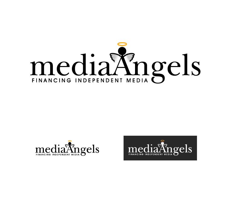 Logo Design by elmd - Entry No. 1 in the Logo Design Contest New Logo Design for Media Angels.