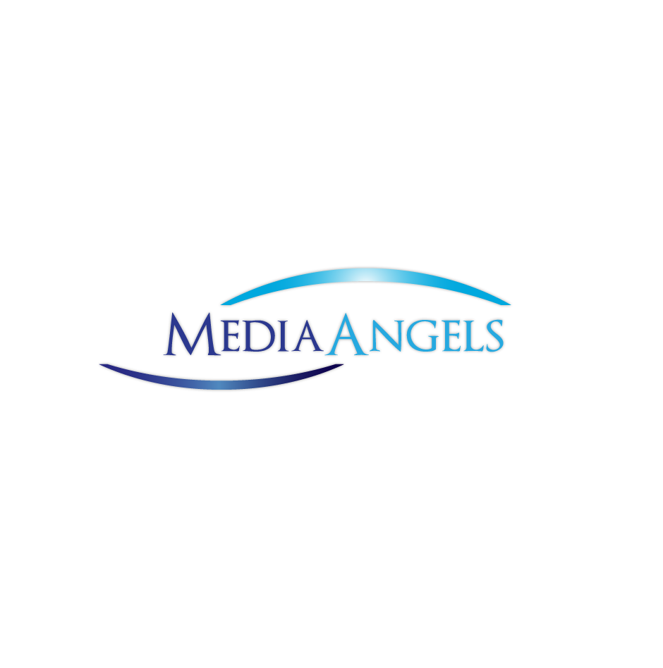 Logo Design by moonflower - Entry No. 5 in the Logo Design Contest New Logo Design for Media Angels.