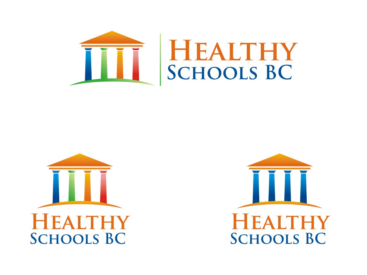 Logo Design by Janak  Singh - Entry No. 149 in the Logo Design Contest SImple, Creative and Clean Logo Design for Healthy Schools British Columbia, Canada.