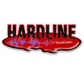 Logo Design by pressman54 - Entry No. 73 in the Logo Design Contest Hardline Productions.