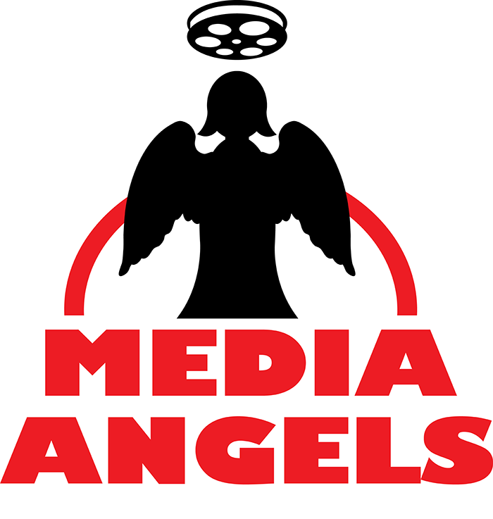 Logo Design by Lefky - Entry No. 11 in the Logo Design Contest New Logo Design for Media Angels.