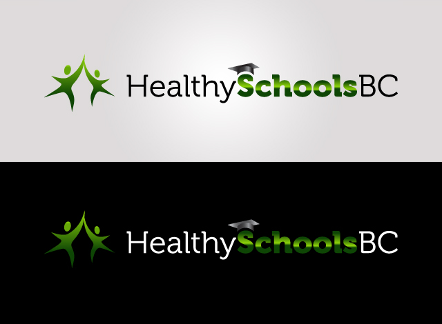 Logo Design by Private User - Entry No. 165 in the Logo Design Contest SImple, Creative and Clean Logo Design for Healthy Schools British Columbia, Canada.