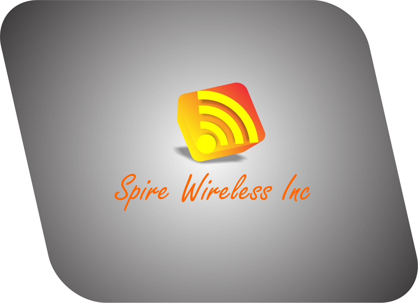 Logo Design by Hudy Wake - Entry No. 17 in the Logo Design Contest Logo Design for Spire Wireless Inc.