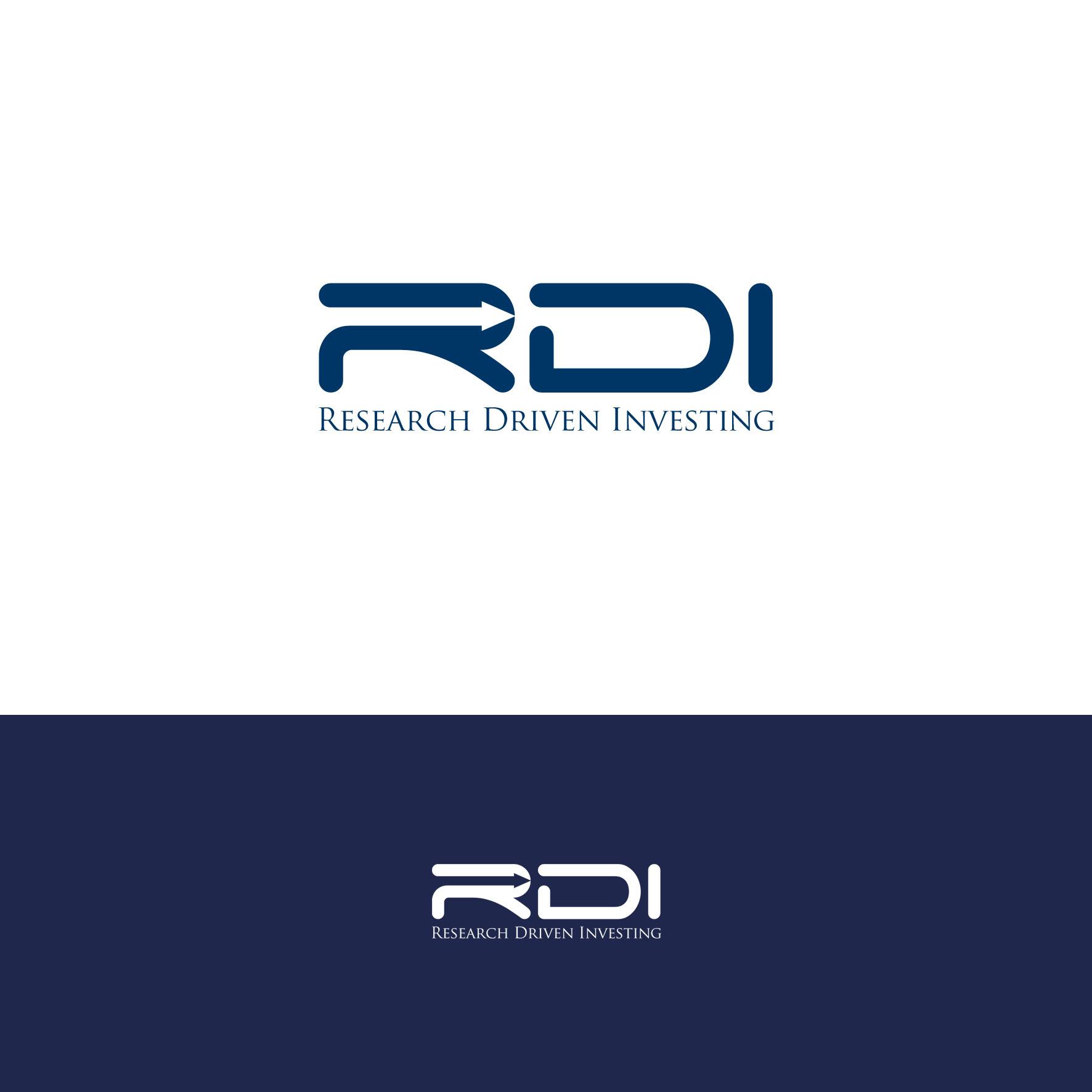 Logo Design by tanganpanas - Entry No. 102 in the Logo Design Contest RDI Logo Design - Financial Website.