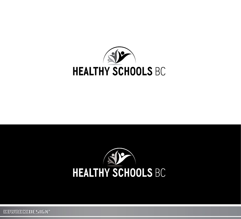 Logo Design by kowreck - Entry No. 184 in the Logo Design Contest SImple, Creative and Clean Logo Design for Healthy Schools British Columbia, Canada.