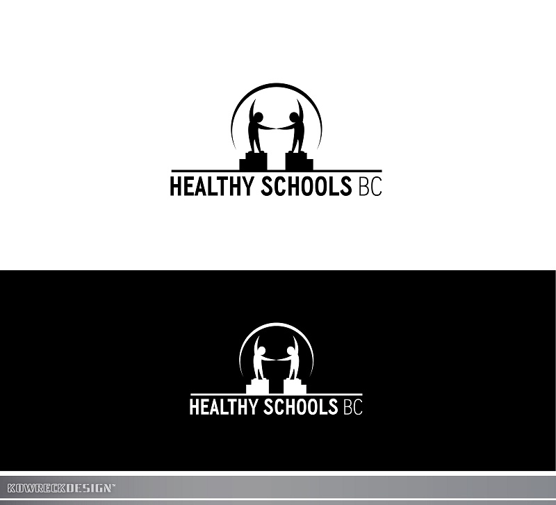 Logo Design by kowreck - Entry No. 198 in the Logo Design Contest SImple, Creative and Clean Logo Design for Healthy Schools British Columbia, Canada.