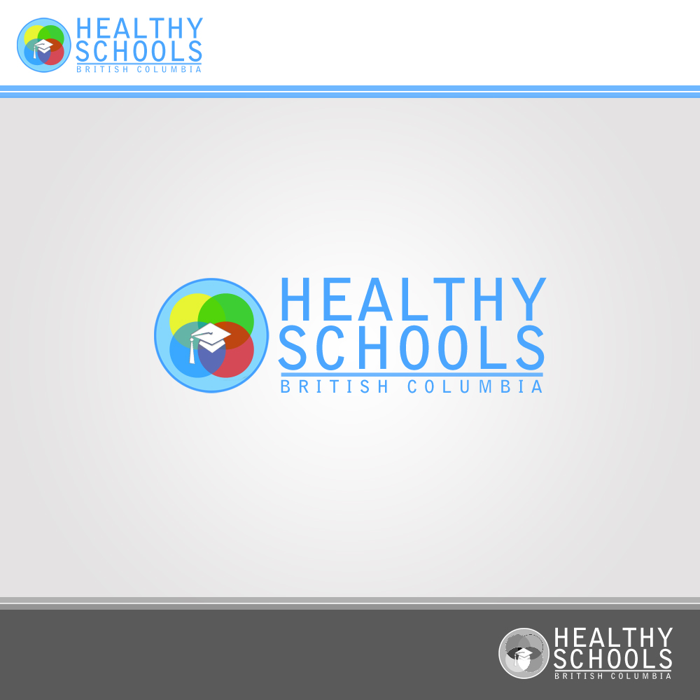 Logo Design by omARTist - Entry No. 199 in the Logo Design Contest SImple, Creative and Clean Logo Design for Healthy Schools British Columbia, Canada.