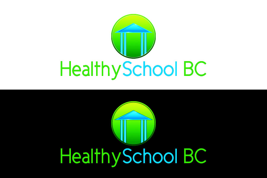 Logo Design by Private User - Entry No. 200 in the Logo Design Contest SImple, Creative and Clean Logo Design for Healthy Schools British Columbia, Canada.