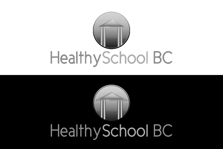 Logo Design by Private User - Entry No. 201 in the Logo Design Contest SImple, Creative and Clean Logo Design for Healthy Schools British Columbia, Canada.