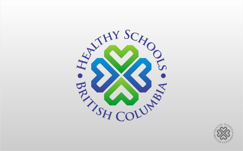 Logo Design by sihanss - Entry No. 202 in the Logo Design Contest SImple, Creative and Clean Logo Design for Healthy Schools British Columbia, Canada.
