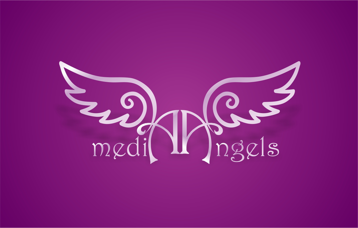 Logo Design by Hudy Wake - Entry No. 22 in the Logo Design Contest New Logo Design for Media Angels.