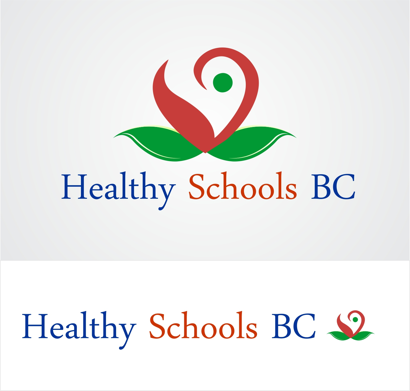 Logo Design by Hudy Wake - Entry No. 207 in the Logo Design Contest SImple, Creative and Clean Logo Design for Healthy Schools British Columbia, Canada.
