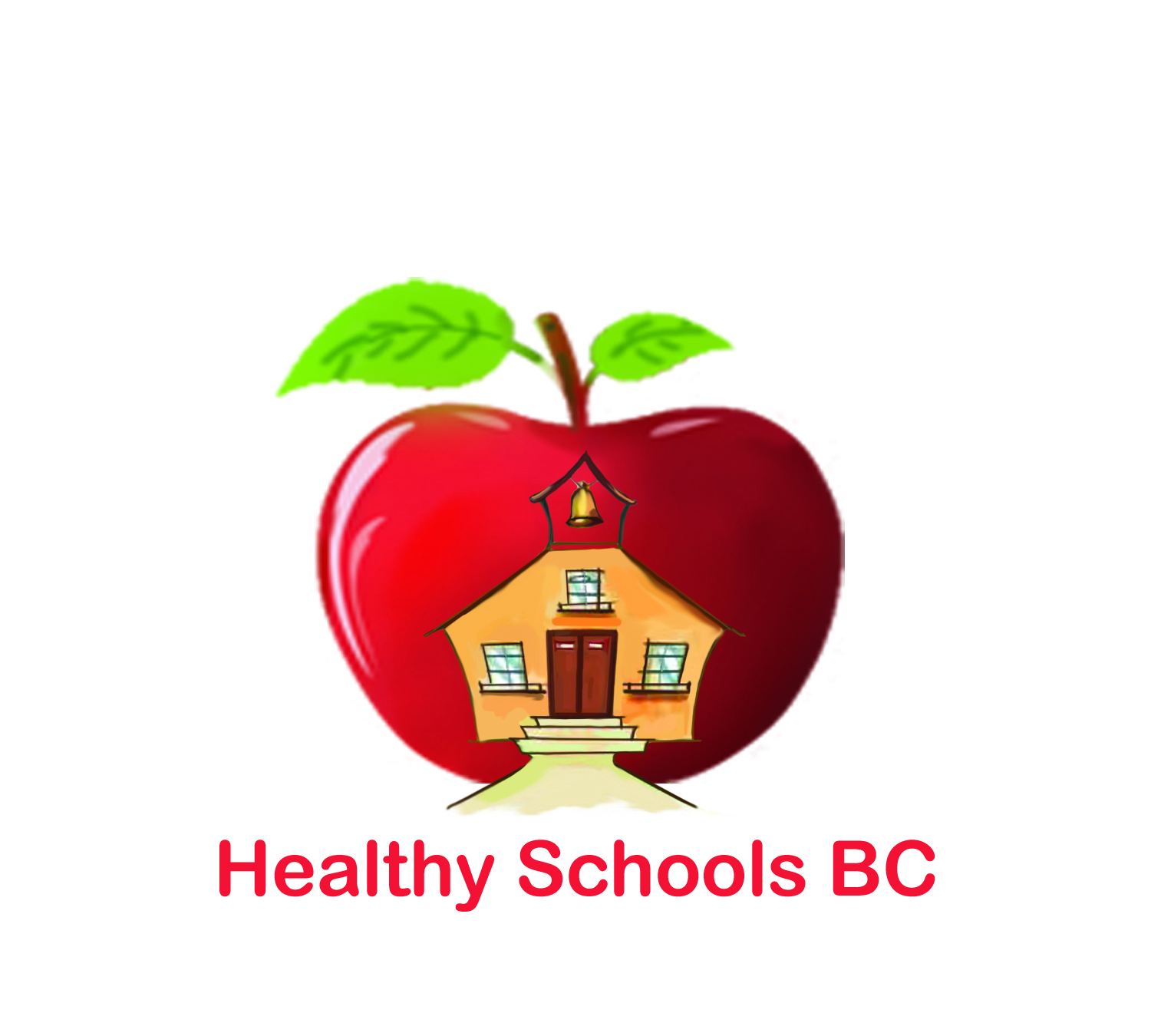 Logo Design by Uroob Rubbani - Entry No. 208 in the Logo Design Contest SImple, Creative and Clean Logo Design for Healthy Schools British Columbia, Canada.