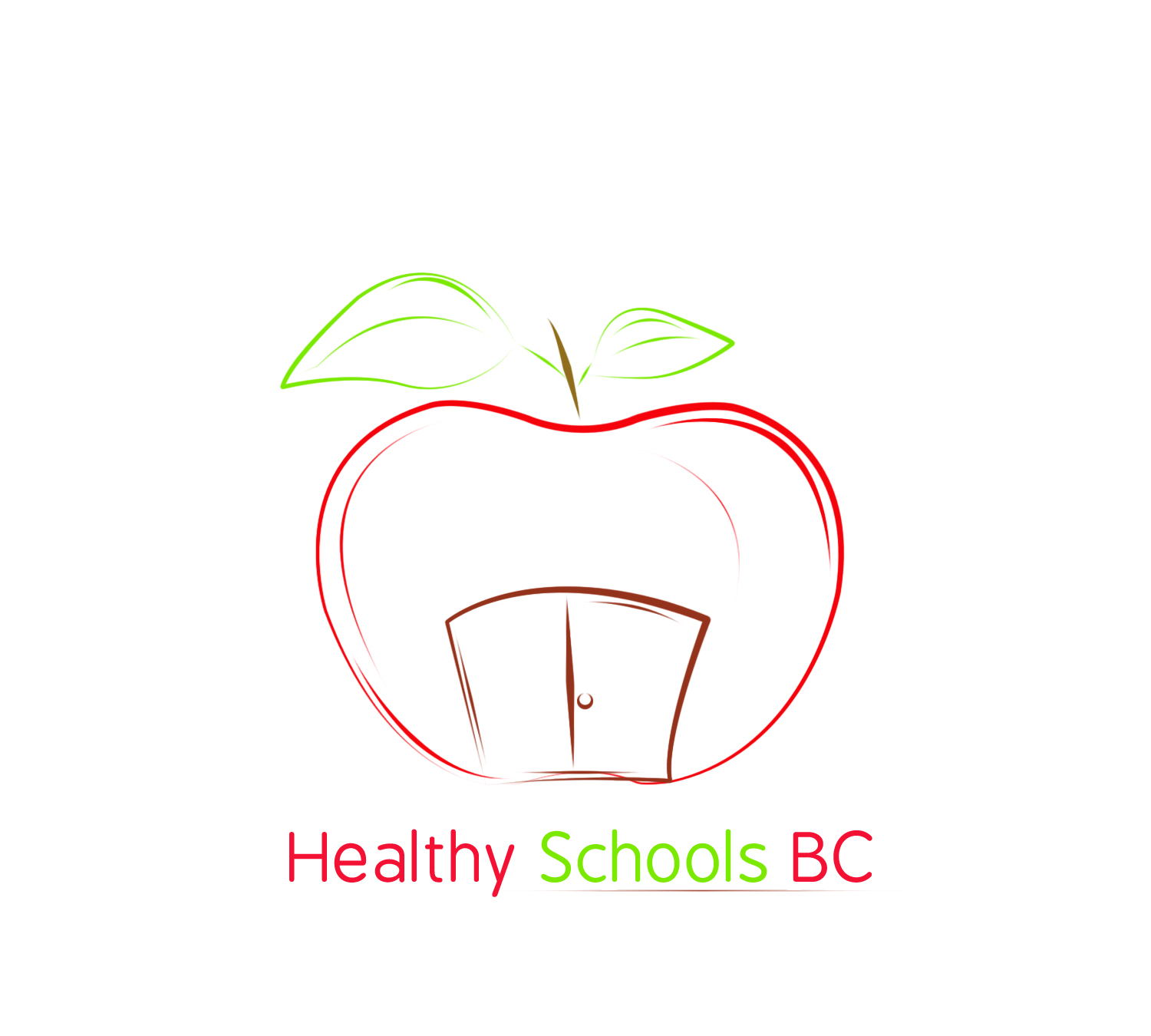 Logo Design by Uroob Rubbani - Entry No. 209 in the Logo Design Contest SImple, Creative and Clean Logo Design for Healthy Schools British Columbia, Canada.