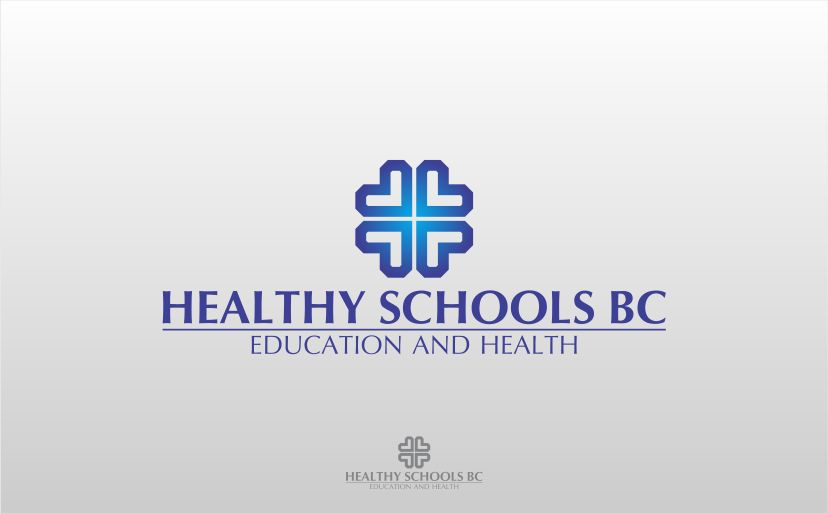 Logo Design by sihanss - Entry No. 212 in the Logo Design Contest SImple, Creative and Clean Logo Design for Healthy Schools British Columbia, Canada.