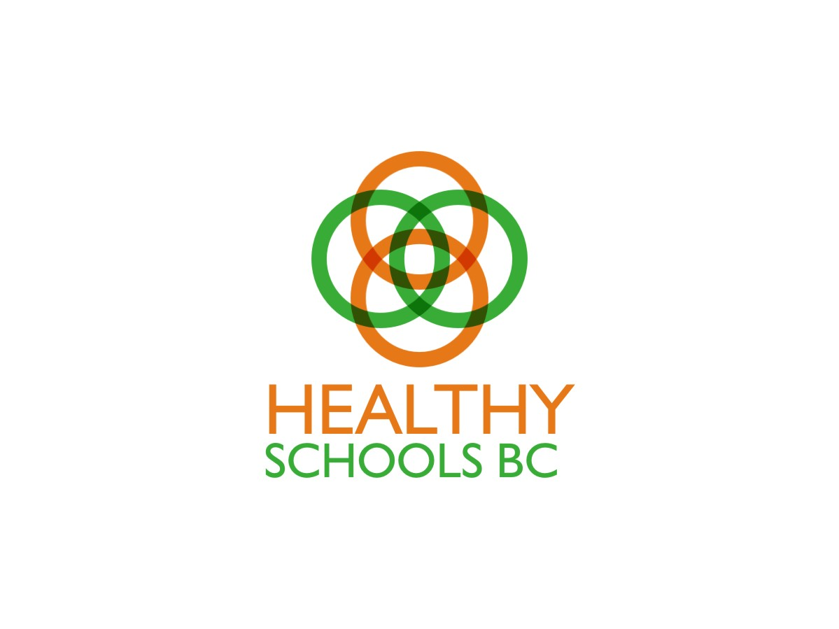 Logo Design by Janak  Singh - Entry No. 218 in the Logo Design Contest SImple, Creative and Clean Logo Design for Healthy Schools British Columbia, Canada.