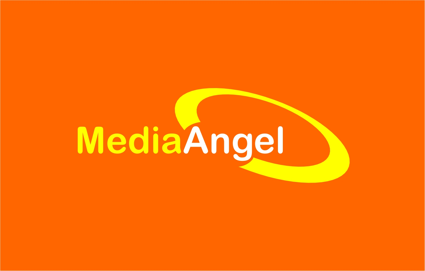 Logo Design by Hudy Wake - Entry No. 33 in the Logo Design Contest New Logo Design for Media Angels.