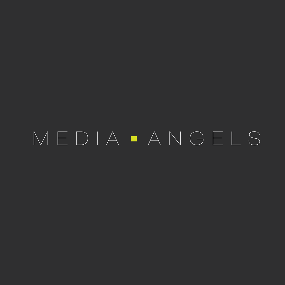 Logo Design by moonflower - Entry No. 35 in the Logo Design Contest New Logo Design for Media Angels.