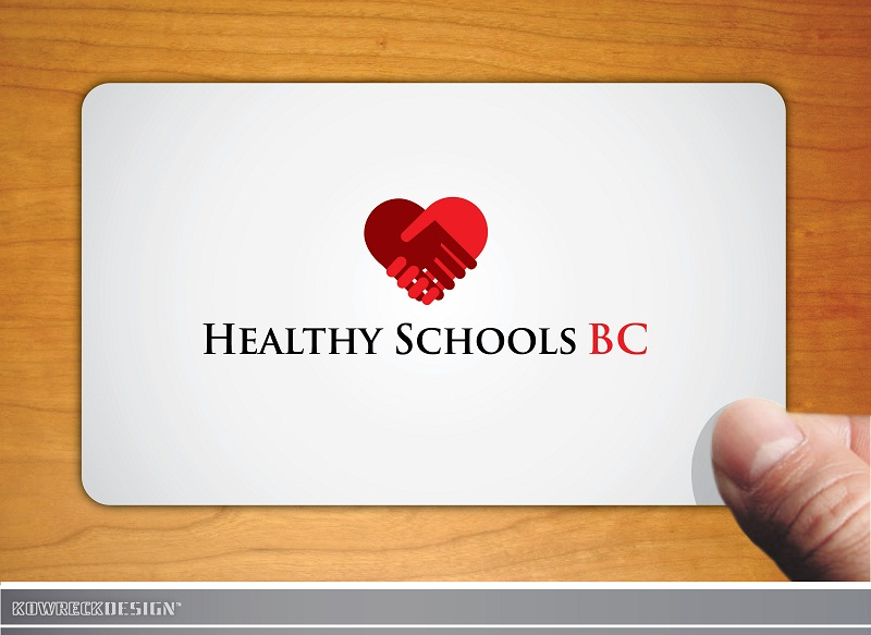 Logo Design by kowreck - Entry No. 226 in the Logo Design Contest SImple, Creative and Clean Logo Design for Healthy Schools British Columbia, Canada.