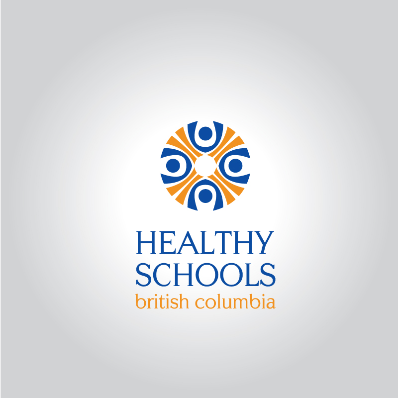 Logo Design by Suman Sahil Verma - Entry No. 227 in the Logo Design Contest SImple, Creative and Clean Logo Design for Healthy Schools British Columbia, Canada.