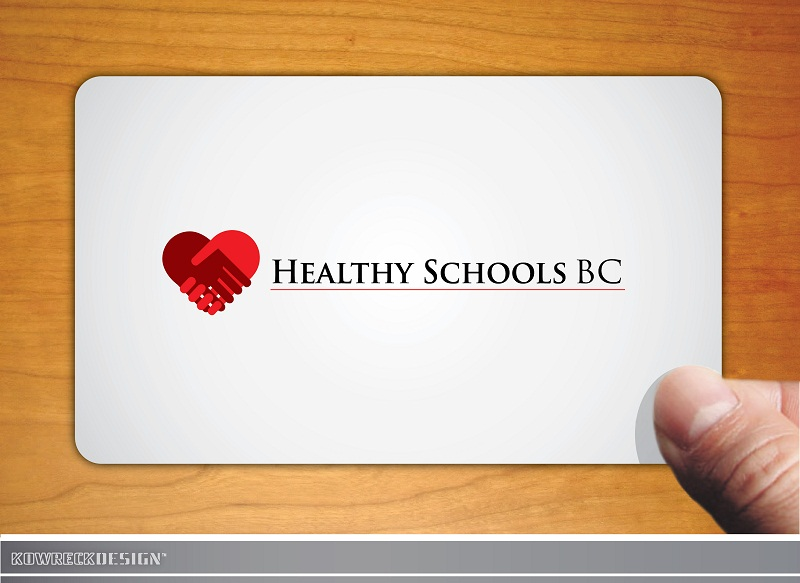 Logo Design by kowreck - Entry No. 228 in the Logo Design Contest SImple, Creative and Clean Logo Design for Healthy Schools British Columbia, Canada.