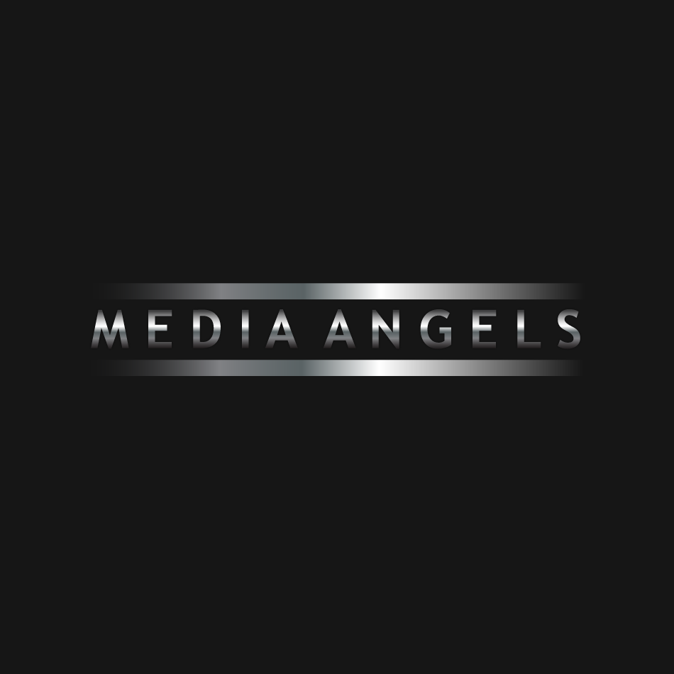 Logo Design by moonflower - Entry No. 38 in the Logo Design Contest New Logo Design for Media Angels.