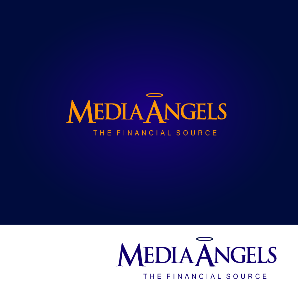 Logo Design by moonflower - Entry No. 40 in the Logo Design Contest New Logo Design for Media Angels.