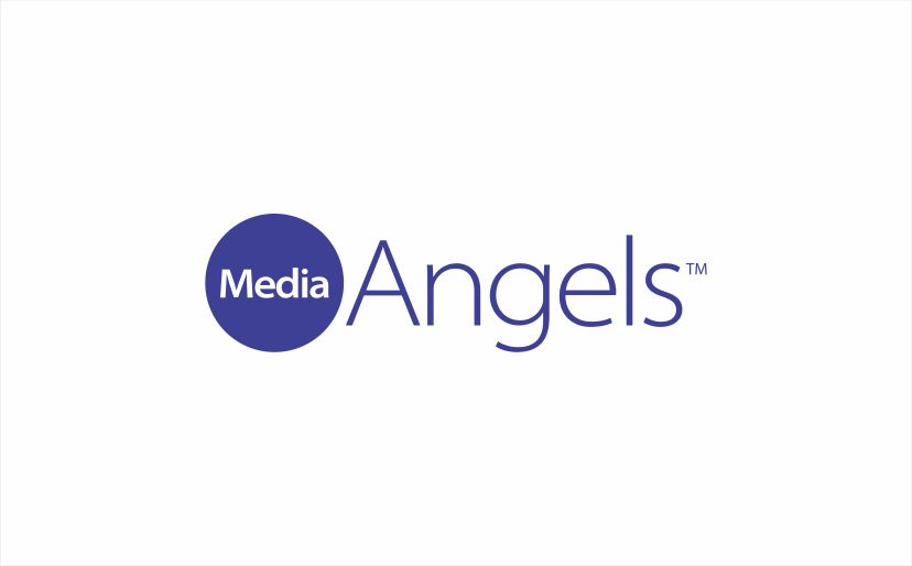 Logo Design by sihanss - Entry No. 46 in the Logo Design Contest New Logo Design for Media Angels.