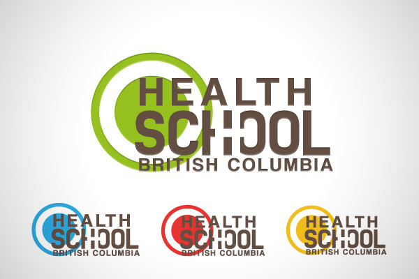 Logo Design by j2kadesign - Entry No. 247 in the Logo Design Contest SImple, Creative and Clean Logo Design for Healthy Schools British Columbia, Canada.