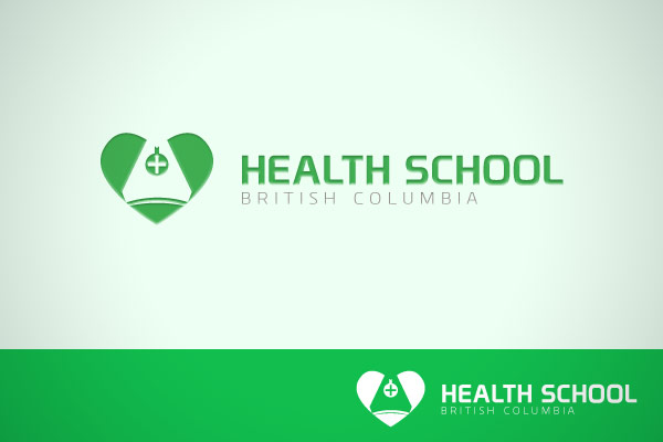 Logo Design by j2kadesign - Entry No. 249 in the Logo Design Contest SImple, Creative and Clean Logo Design for Healthy Schools British Columbia, Canada.