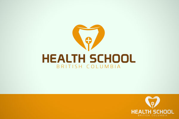 Logo Design by j2kadesign - Entry No. 250 in the Logo Design Contest SImple, Creative and Clean Logo Design for Healthy Schools British Columbia, Canada.