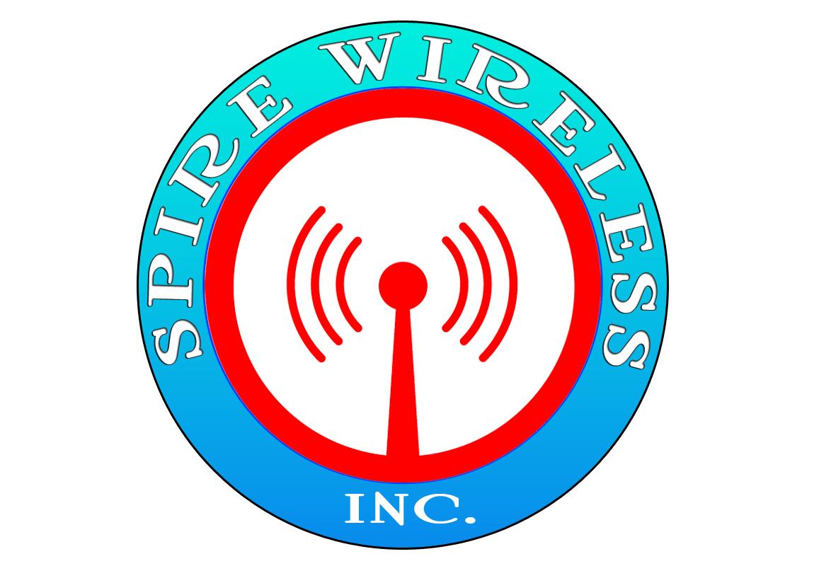 Logo Design by Erick Duldulao - Entry No. 45 in the Logo Design Contest Logo Design for Spire Wireless Inc.