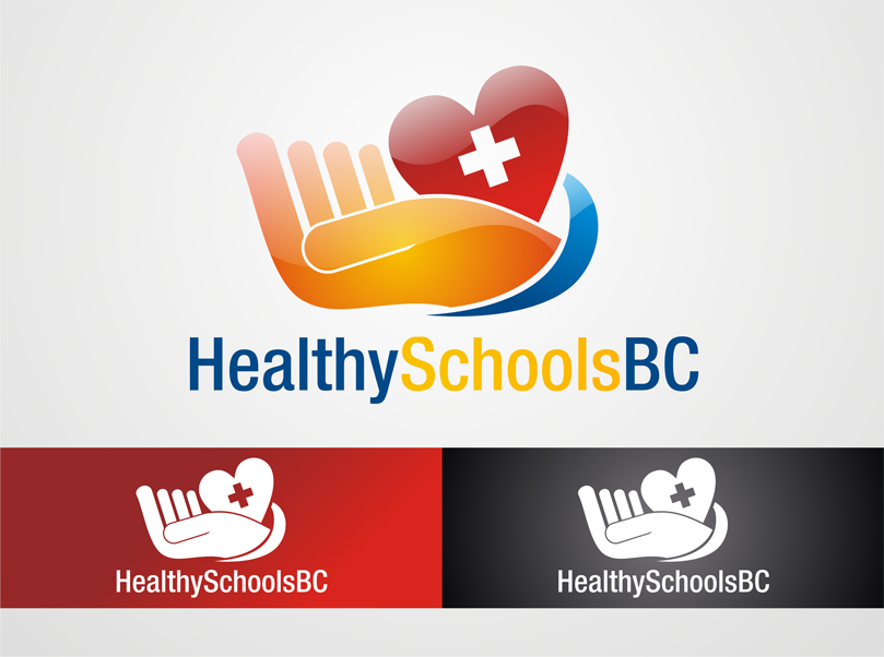 Logo Design by Suroso Tansaliman - Entry No. 252 in the Logo Design Contest SImple, Creative and Clean Logo Design for Healthy Schools British Columbia, Canada.