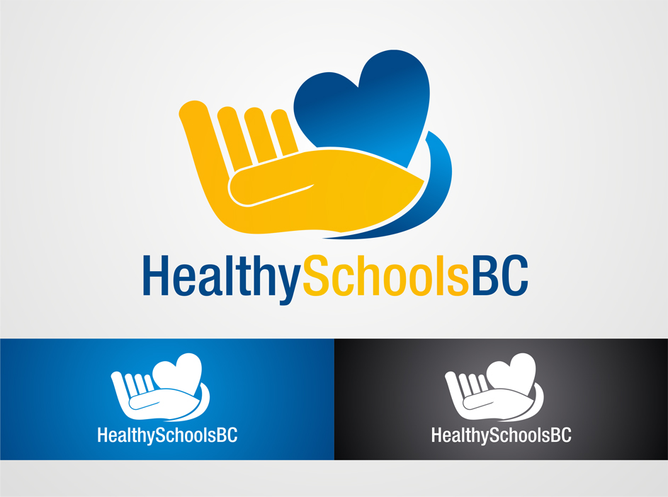 Logo Design by Suroso Tansaliman - Entry No. 253 in the Logo Design Contest SImple, Creative and Clean Logo Design for Healthy Schools British Columbia, Canada.