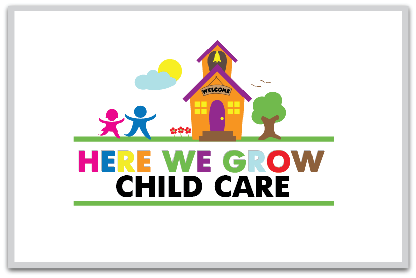 Logo Design by Private User - Entry No. 99 in the Logo Design Contest Here We Grow Logo Design.