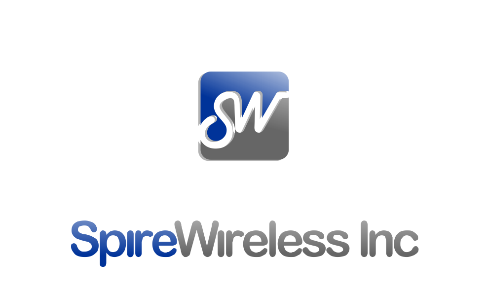 Logo Design by ASEP NURROHMAN - Entry No. 57 in the Logo Design Contest Logo Design for Spire Wireless Inc.