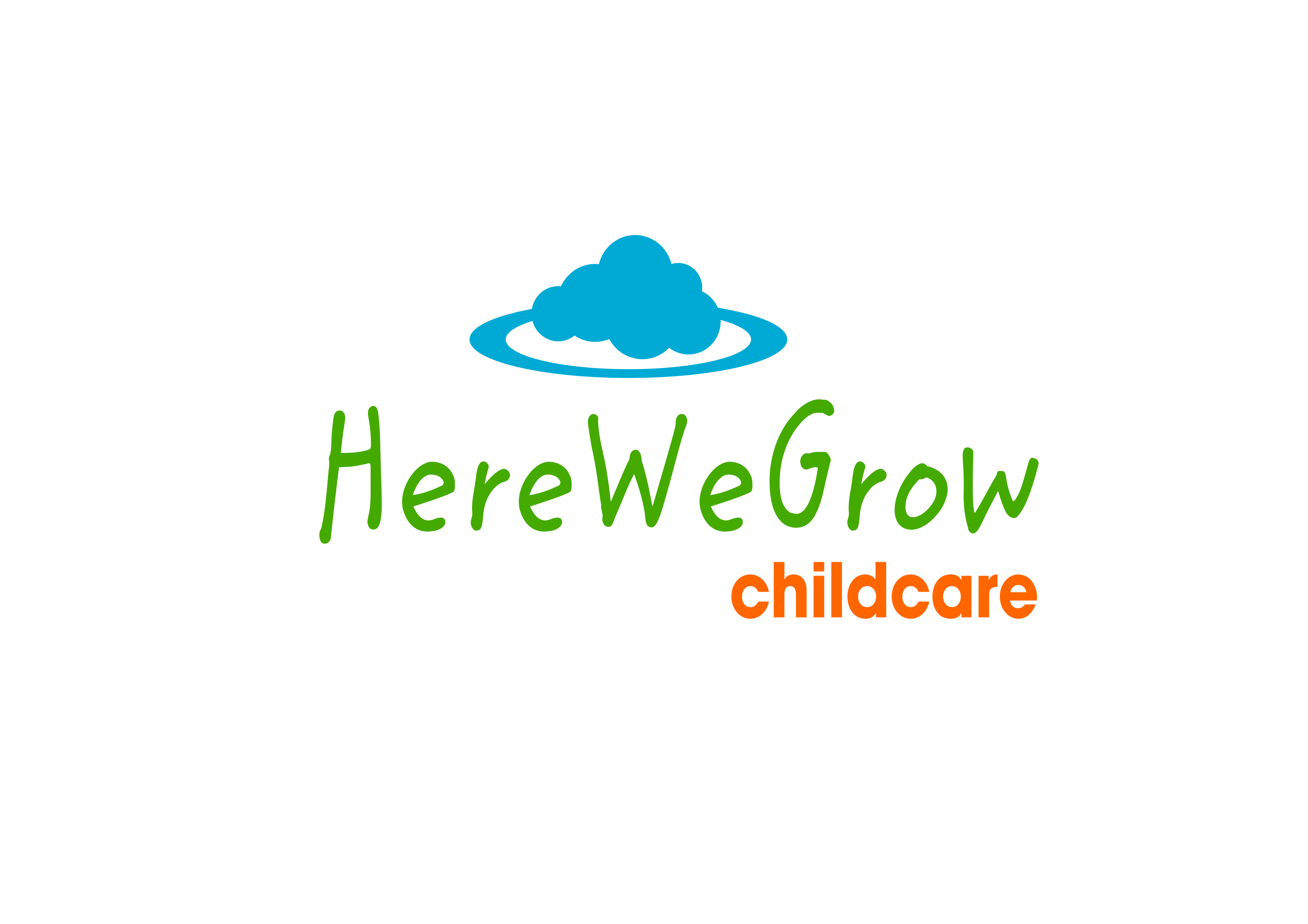 Logo Design by whoosef - Entry No. 111 in the Logo Design Contest Here We Grow Logo Design.
