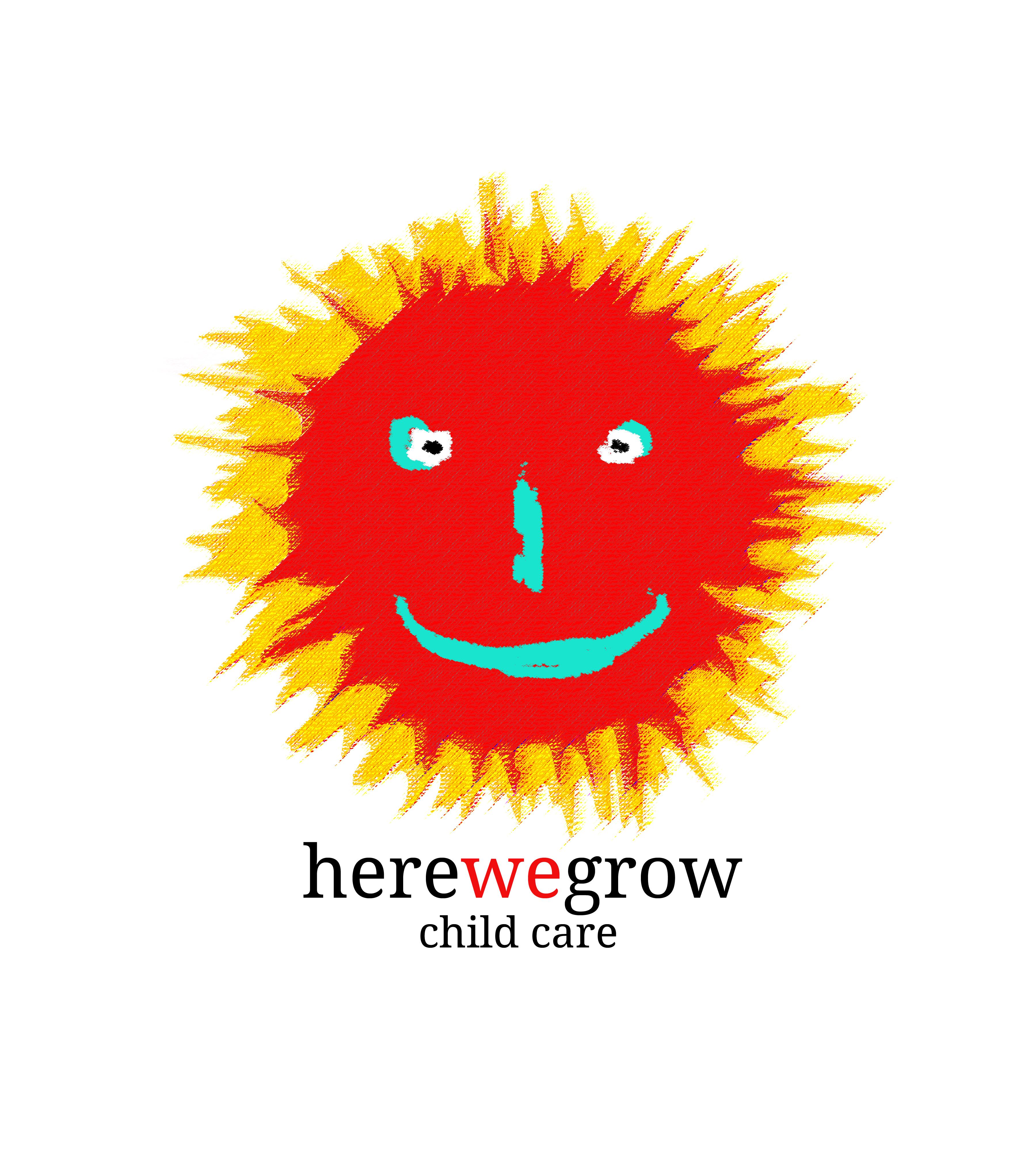 Logo Design by Miroslav Navrátil - Entry No. 114 in the Logo Design Contest Here We Grow Logo Design.
