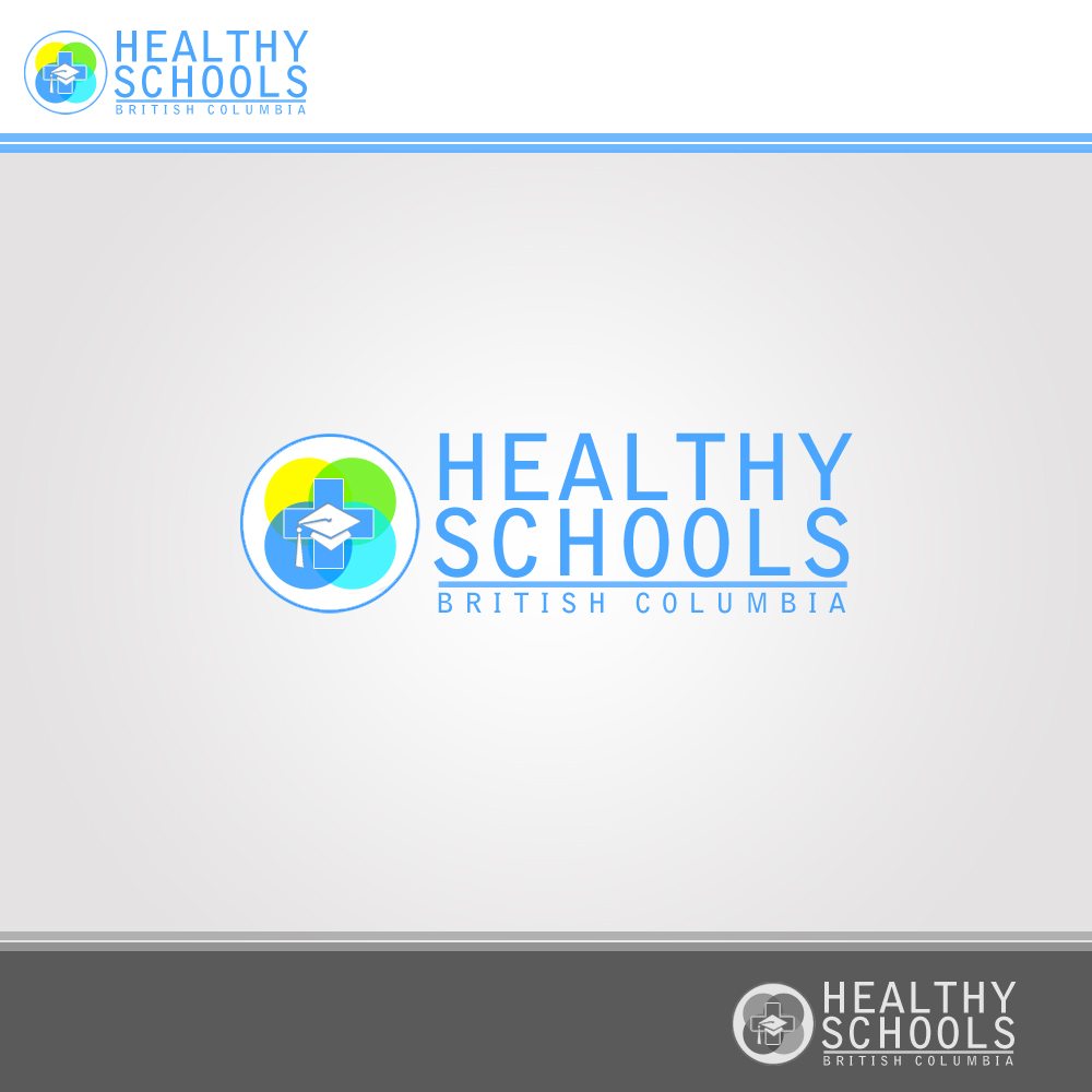 Logo Design by omARTist - Entry No. 263 in the Logo Design Contest SImple, Creative and Clean Logo Design for Healthy Schools British Columbia, Canada.
