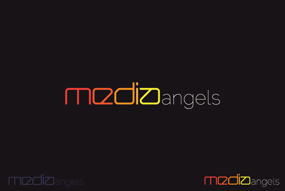 Logo Design by Dipin Bishwakarma - Entry No. 72 in the Logo Design Contest New Logo Design for Media Angels.