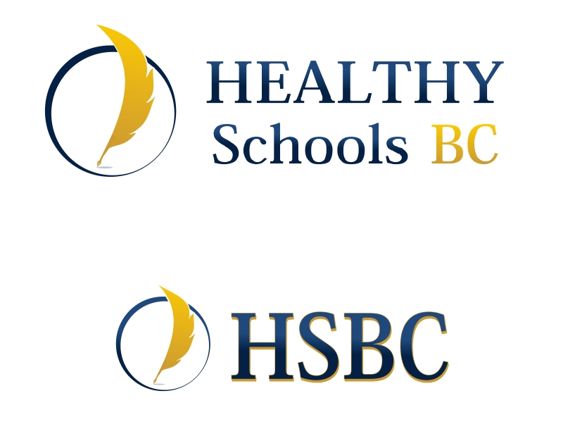 Logo Design by Private User - Entry No. 266 in the Logo Design Contest SImple, Creative and Clean Logo Design for Healthy Schools British Columbia, Canada.