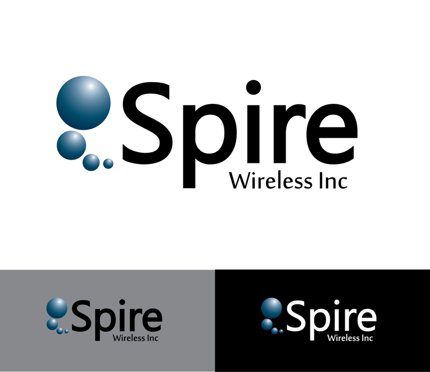 Logo Design by robken0174 - Entry No. 65 in the Logo Design Contest Logo Design for Spire Wireless Inc.