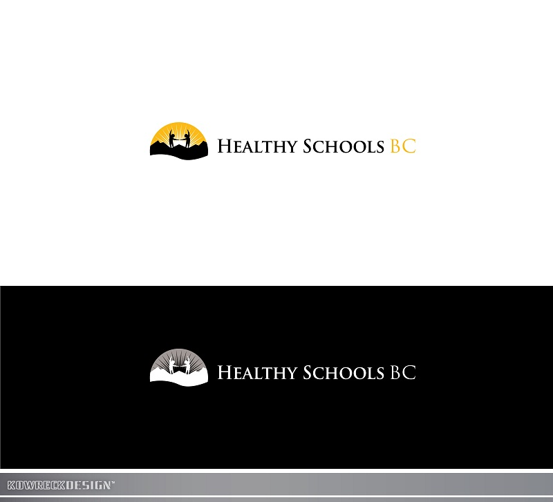 Logo Design by kowreck - Entry No. 275 in the Logo Design Contest SImple, Creative and Clean Logo Design for Healthy Schools British Columbia, Canada.