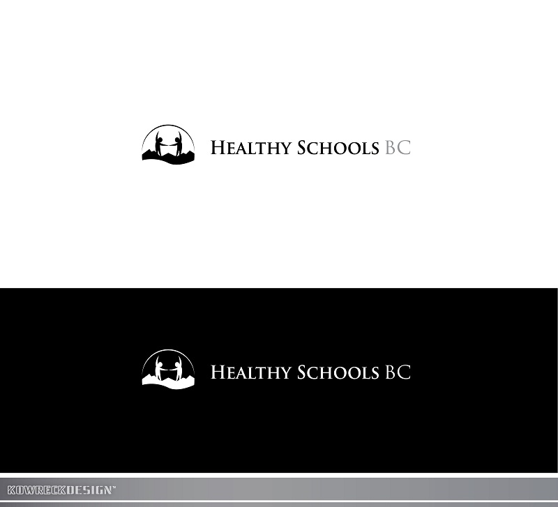 Logo Design by kowreck - Entry No. 276 in the Logo Design Contest SImple, Creative and Clean Logo Design for Healthy Schools British Columbia, Canada.