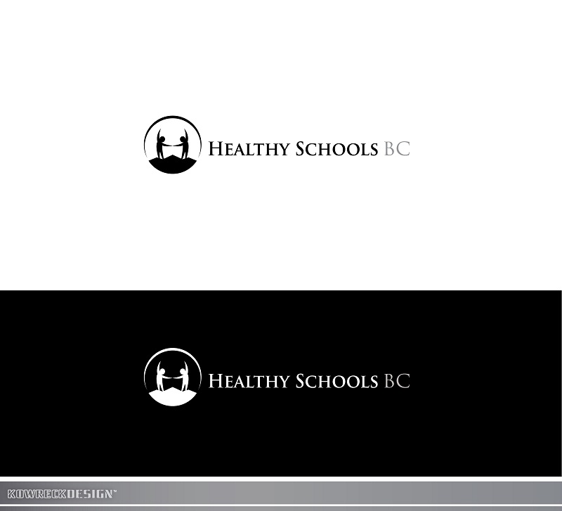 Logo Design by kowreck - Entry No. 278 in the Logo Design Contest SImple, Creative and Clean Logo Design for Healthy Schools British Columbia, Canada.