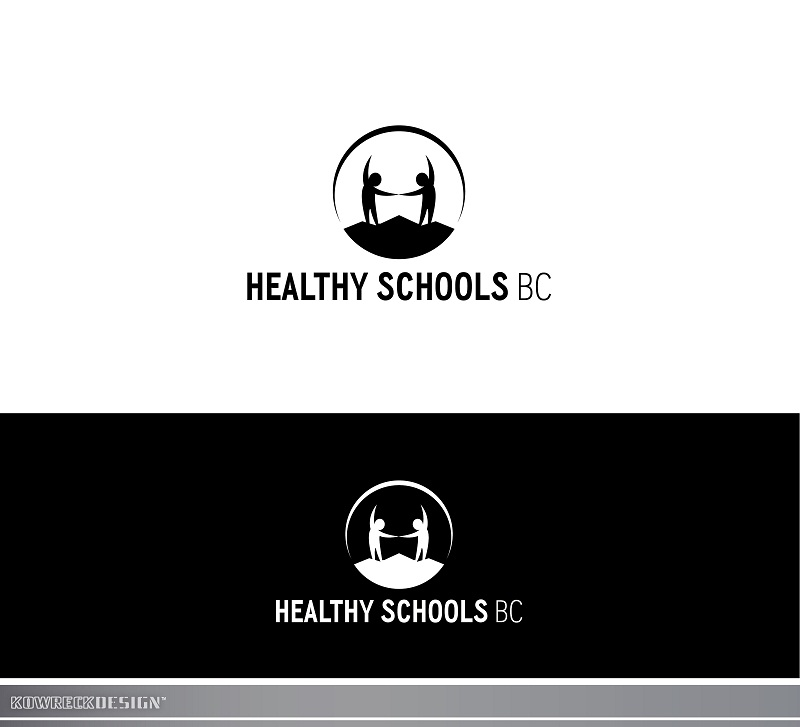 Logo Design by kowreck - Entry No. 280 in the Logo Design Contest SImple, Creative and Clean Logo Design for Healthy Schools British Columbia, Canada.