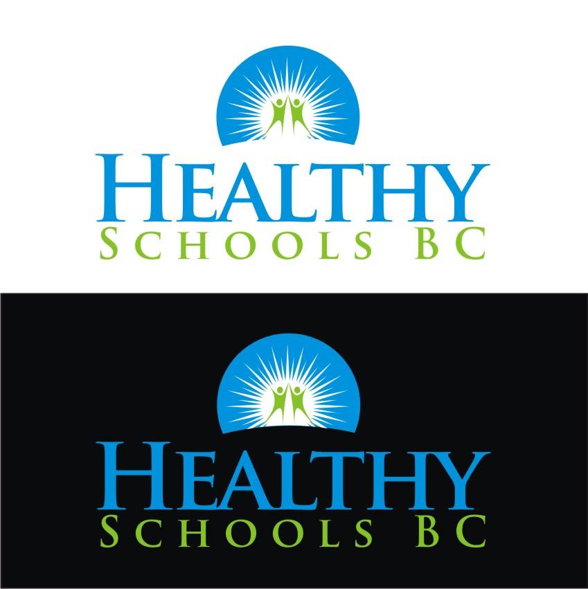 Logo Design by Reivan Ferdinan - Entry No. 282 in the Logo Design Contest SImple, Creative and Clean Logo Design for Healthy Schools British Columbia, Canada.
